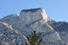JD's Scenic Southwestern Travel Destination Blog: Snow Season Wild Horses at Mt Charleston, Nevada! ~ The Mt Charleston Lodge