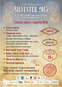 pre web FINAL_Poster KURSALON SILVESTER 2015_ 610 x 850 mm