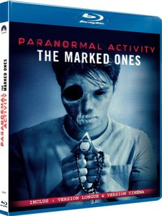 Paranormal Activity: The Marked Ones en BLU-RAY - NEUF