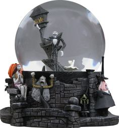 10th anniversary the nightmare before christmas snow globe awesome pinterest 10 anniversary globe and anniversaries - Nightmare Before Christmas Snow Globes