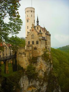 Liechtenstein Castle | Lichtenstein-Castle