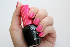 opi gel strawberry margarita - Google Search Opi Gel Nail Colors, Opi Gel Nails, Gel Nail Tips, Gel Color, Gel Nail Polish, Diy Nails, Colour, Gel Nails French, Strawberry Margarita