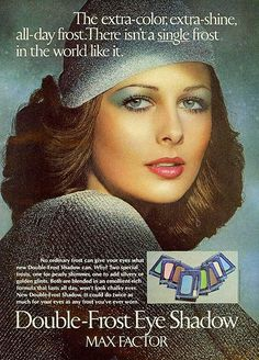 Double-frost by Max Factor