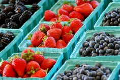 A map & list of all the local Farmer's Markets and U-Pick stands in Huntsville and Madison County, Alabama