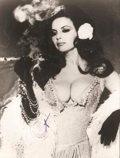 Isabel Sarli (Born: Hilda Isabel Gorrindo Sarli - July 9, 1935 - Concordia, Entre Ríos, Argentina)