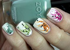 LOVE FOR LACQUER: GUEST POST: Marbles & Needles with The Nail Network!