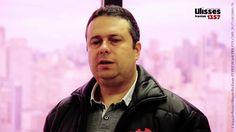 Luiz Eduardo Nunes, copeliano e secretário geral do Sindenel, manifesta seu apoio ao candidato a deputado federal Ulisses Kaniak 1357. #ulisses1357 #ulisseskaniak #ulisseskaniak1357 #politicaecoisaseria