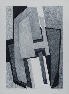Nativi Gualtiero : Composizione  - Litografia