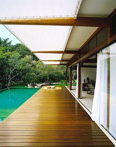 #tropicalhouse #hubunganruangluardandalam #innercourt