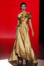 Hannibal Laguna en la 63ª Mercedes-Benz Fashion Week Madrid - Ediciones Sibila (Prensapiel, PuntoModa y Textil y Moda)