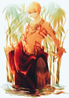 The Golden King (GilgameshM!Reader X Highschool DxD) - Information Gilgamesh And Enkidu, Gintama, Fate Stay Night Anime, Fate Characters, Fate Servants, Fate Anime Series, Shall We Date, Fate Zero, Type Moon