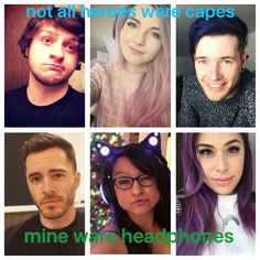 Yes minus DanTDM, I don't watch him and it seems kinda cheesy
