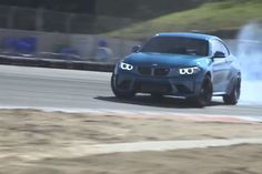 Drifting The BMW M2 - http://www.testmiles.com/drifting-the-bmw/