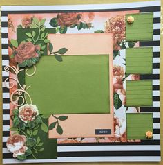 kaisercraft scrapbooking layouts using let's go papers Scrapbook Layout Sketches, Scrapbooking Layouts, Scrapbook Pages, Page Background, Resin Flowers, Wedding Scrapbook, Always And Forever, Clear Stamps, Scrapbooks