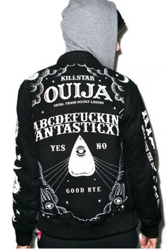Ouija Wool Jacket