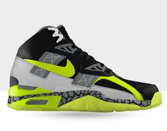 NIKEiD Air Trainer SC High iD | Available Now #kotd #sneakerhead #sneakers