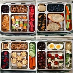School Lunch Inspiration – Over 20 Lunchbox Ideas. Because you can never have too many ideas.