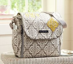 Designed with the mobile mother in mind, this stylish Petunia Pickle Bottom Backpack Diaper Bag has a spot for everything.