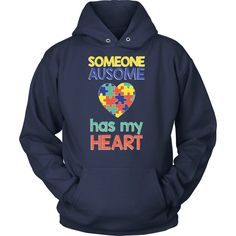 Autism T-shirt, hoodie and tank top. Autism funny gift idea.