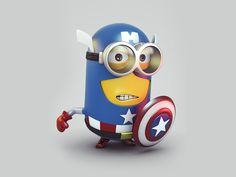 Minion HD desktop wallpaper Widescreen High Definition