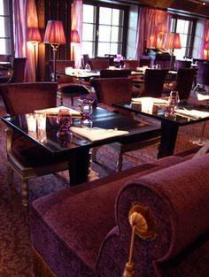 boudoir restaurant paris