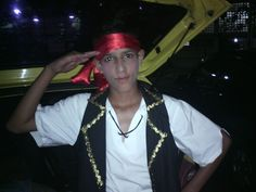 Jake el pirata #arlequin