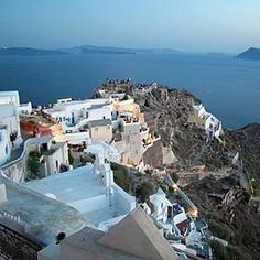 "Greece! Tied for ""top place I want to go"" (with 4 other places!)"