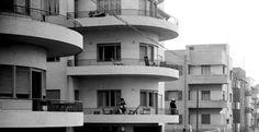bauhaus architeture Tel Aviv, Israel