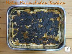 Mohn-Marmeladen-Kuchen