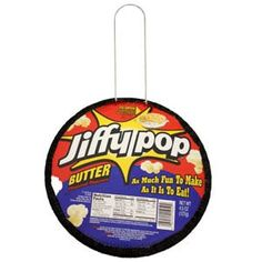 Jiffy Pop Butter Popcorn: 3 grams trans fat per serving (2 tbsp unpopped popcorn)