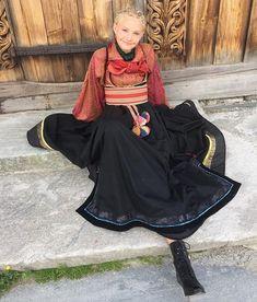 Folk Costume, Costumes, Scandinavian Fashion, Oslo, Norway, Armoire, Anna, Culture, Traditional