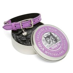Cheshire & Wain specialise in luxury cat collars that are not only beautiful and well-made but safe and appropriate for our feline friends.