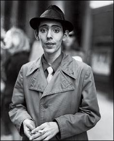 Diane Arbus | Diane Arbus Young Man in A Trench Coat, 1971