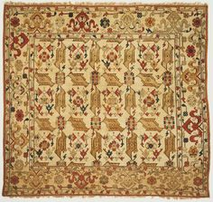 """Philadelphia Museum of Art - Collections Object : Bird RugBird"""" Rug  Artist/maker unknown, Turkish  Geography: Made in Anatolia, Turkey, Asia"""
