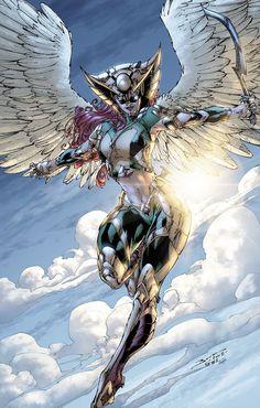 DC Hawkgirl