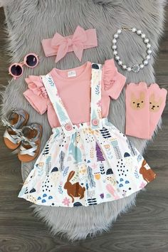 Infant Newborn Baby Girl T-shirt Top+Dress Outfit Clothes Toddler Casual Dresses Neugeborenes Baby T-Shirt Top + Kleid Outfit Kleidung Kleinkind Casual Kleider Little Girl Outfits, Little Girl Fashion, Toddler Fashion, Toddler Outfits, Kids Fashion, Fashion Clothes, Trendy Fashion, Fashion Styles, Fashion Fashion