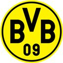 Borussia Dortmund is 1 up by a goal from Marco Reus