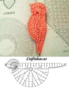 Crochet applique patterns: mini bird - Craft Ideas - Crafts for Kids - HobbyCraft