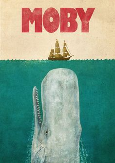 Moby by Terry Fan (canvas) #art #shipping #forthehome