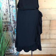 Black Ruffle Skirt, Fashion & Jewellery – The Passionate Home, Langley BC Black Ruffle Skirt, Fashion Jewellery, Skirt Fashion, High Neck Dress, Skirts, Collection, Jewelry, Dresses, Vestidos