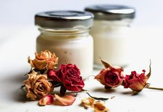 DIY: 4 recipes to make her homemade day cream - Beauty Darling - Cosmetics In Cosmetics, Natural Cosmetics, Make Beauty, Beauty Skin, Diy Beauté, Beauty Corner, Healthy Beauty, Homemade Beauty Products, Natural Health