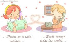 ...Pienso en tí cada mañana! ...sueño contigo todas las noches! #amor #buenos #dias // #dulces #sueños