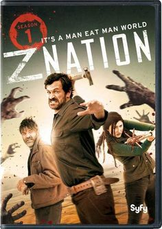 Zombob's Zombie News and Reviews: Season One of Syfy's Z NATION Coming to DVD Februa...