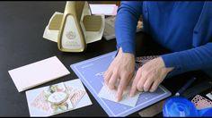 Anna Griffin Cricut Cuttlebug Collector's Dies 2 How To