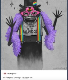 The Babadook Is The New Queer Icon And I Am HERE. FOR. IT.