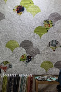 Latifah Saafir for Hoffman Fabrics #quiltmarket #ctdoesquiltmarket