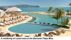 Iberostar Hotels & Resorts will open the Iberostar Playa Mita in December, marking the debut of the brand in Riviera Nayarit, Mexico.