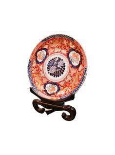 19th Century Porcelain Meiji Imari charger