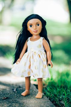 Anjali doll from Girls & Co