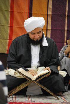 Habib Ali Al-Jifri in Harrow